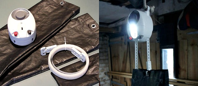 Gravity Light Comes With A Sandbag And Built In Dc Generator That Provides  Light On Being